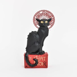Sculpture Le Chat Noir