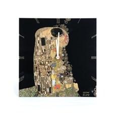 Horloge murale Klimt The Kiss