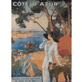 Tapisserie Côte d'Azur