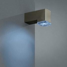 Lampe LED à bloc perpendiculaire