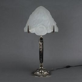 Lampe de table Art Déco France Triangle