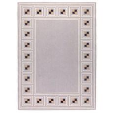 Tapis Art Nouveau géométrique 1903 Q