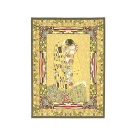 Tapisserie Klimt The Kiss