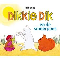 Dikkie Dik et le chat à frottis