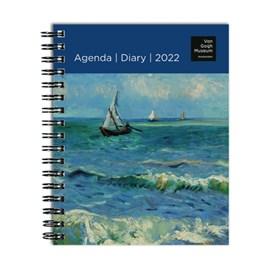 Agenda Van Gogh 2022