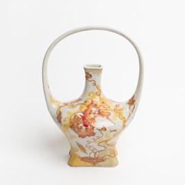 Vase Jugendstil Éclat d'été