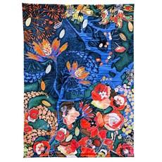 Tapisserie murale Jardin de création