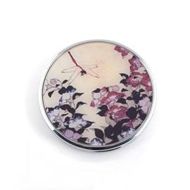 Miroir Compact Bellflower et Libellule