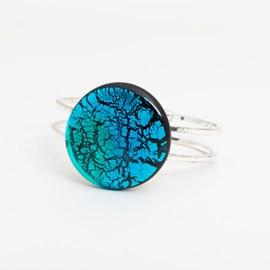 Bracelet Minuit Lune Aqua/Turquoise