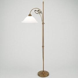 Lampadaire / Lampe de lecture Jugendstil Vache Persil Persil