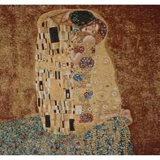 Tapisserie murale Le baiser
