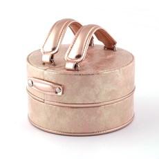 Boîte à bijoux Yin et Yang Golden Pink