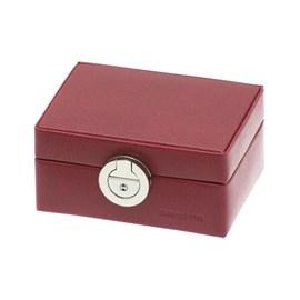 Boîte à bagues Déco Rouge
