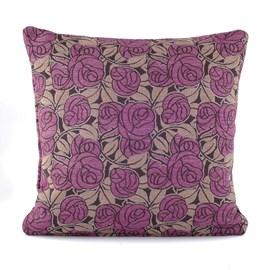 Coussin Épine de coussin Rose Violet