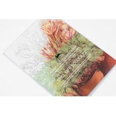 Livre à colorier Bouquets de natures mortes