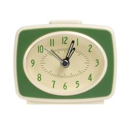 Réveil réveil Style Vintage Vert