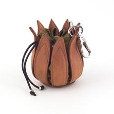Porte-clés Ma Petite Tulipe Vintage