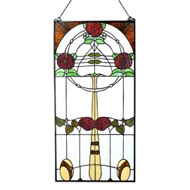 Panneau Mackintosh Tiffany
