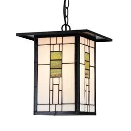 Lampe pendentif Tiffany Frank Lloyd Wright
