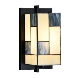 Lampe murale Tiffany Mondrian