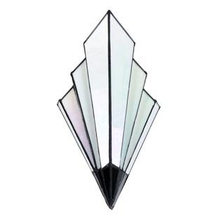 voorbeeld van een van onze Lampes Tiffany
