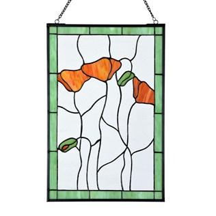 voorbeeld van een van onze Décorations de Fenêtre