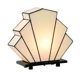 Lampe de table Art Déco Tiffany française