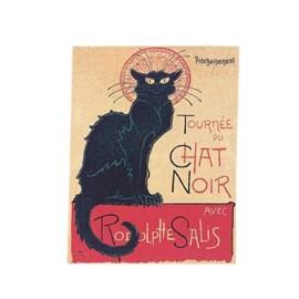 Tapisserie Chat Noir (Chat Noir)