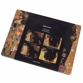 Sets de table Gustav Klimt
