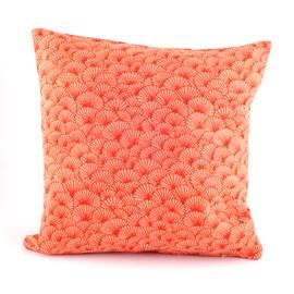 Coussin Elegant Ginkgo | Orange