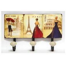 Porte-manteau Fashion Lady