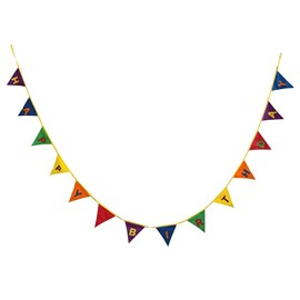 Bunting Happy Birthday (en anglais seulement)