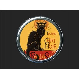 Coffret surprise'Le Chat Noir'.