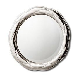 Miroir en étain argenté sans fin