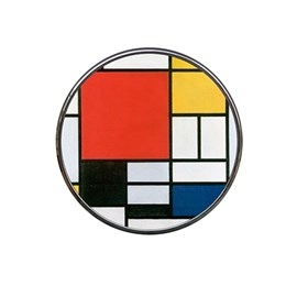 Miroir Compact Mondriaan