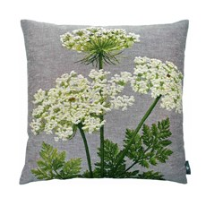 Coussin Flute Herbe Lilas