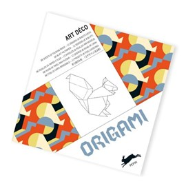 Livre Origami | Art Déco