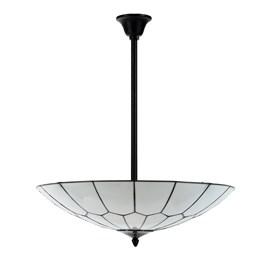Lampe suspension Art Déco française Gatsby