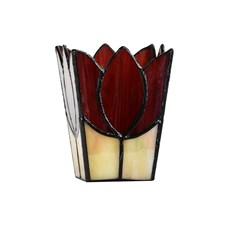 Tiffany Support de Lumière de Thé Sweet Tulip