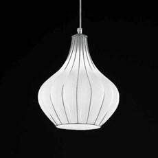 Lampe Vénitienne Suspendue | Blanc Opale