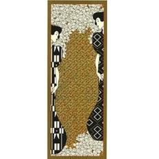 Tapisserie Silhouettes Klimt