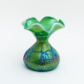 Vase Art Nouveau Fontana
