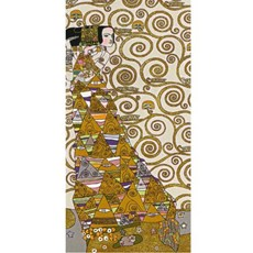 Tapisserie Klimt La lumière des attentes