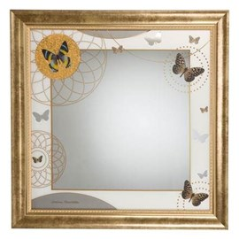 Miroir Papillons