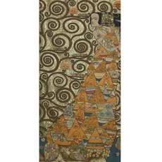 Tapisserie Klimt The Expectation Gold
