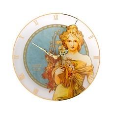 Ressort d'horloge | Mucha