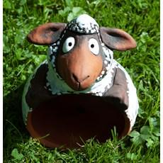 Sphère de jardin Brun mouton