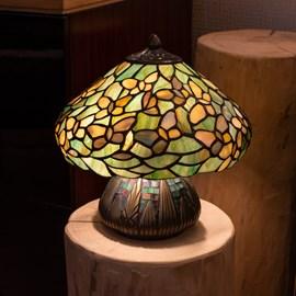 Tiffany Lampe de table Settle Down