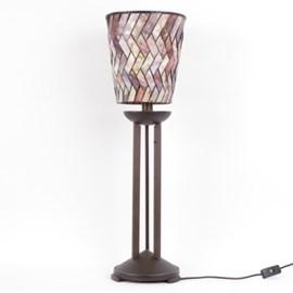 Lampe de table Cylindre Tiffany