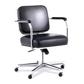 Chaise de bureau en métal